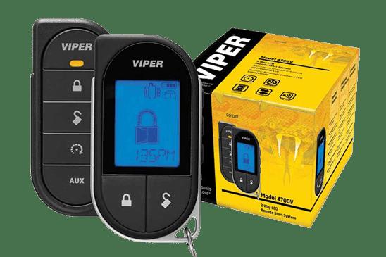 Viper Remote Car Starter Calgary