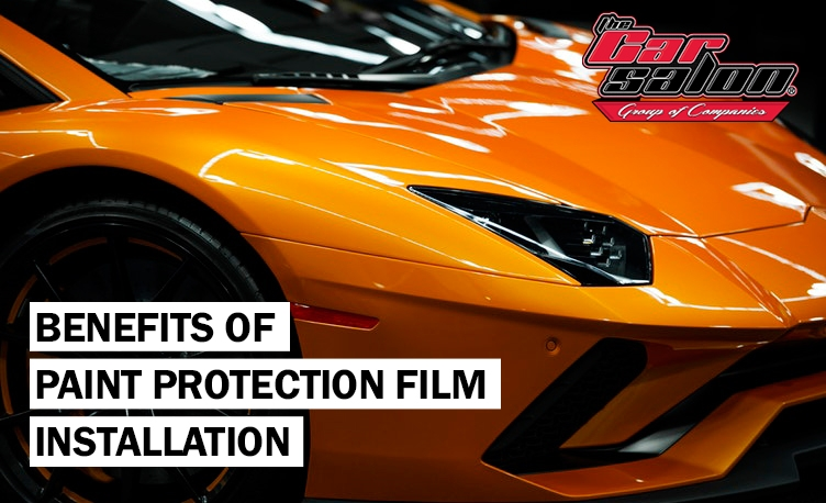 Benefits of Paint Protection Film Installation In Calgary