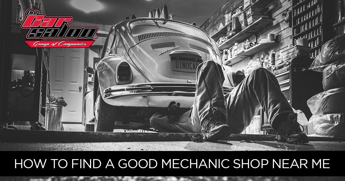Mechanic Shop in Calgary