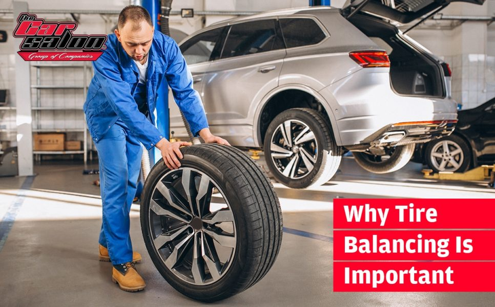 Why Tire Balancing Is Important