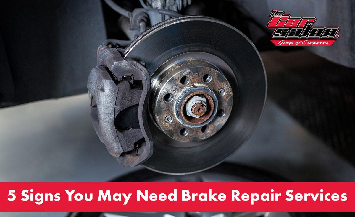 Need Brake Repair Services Calgary