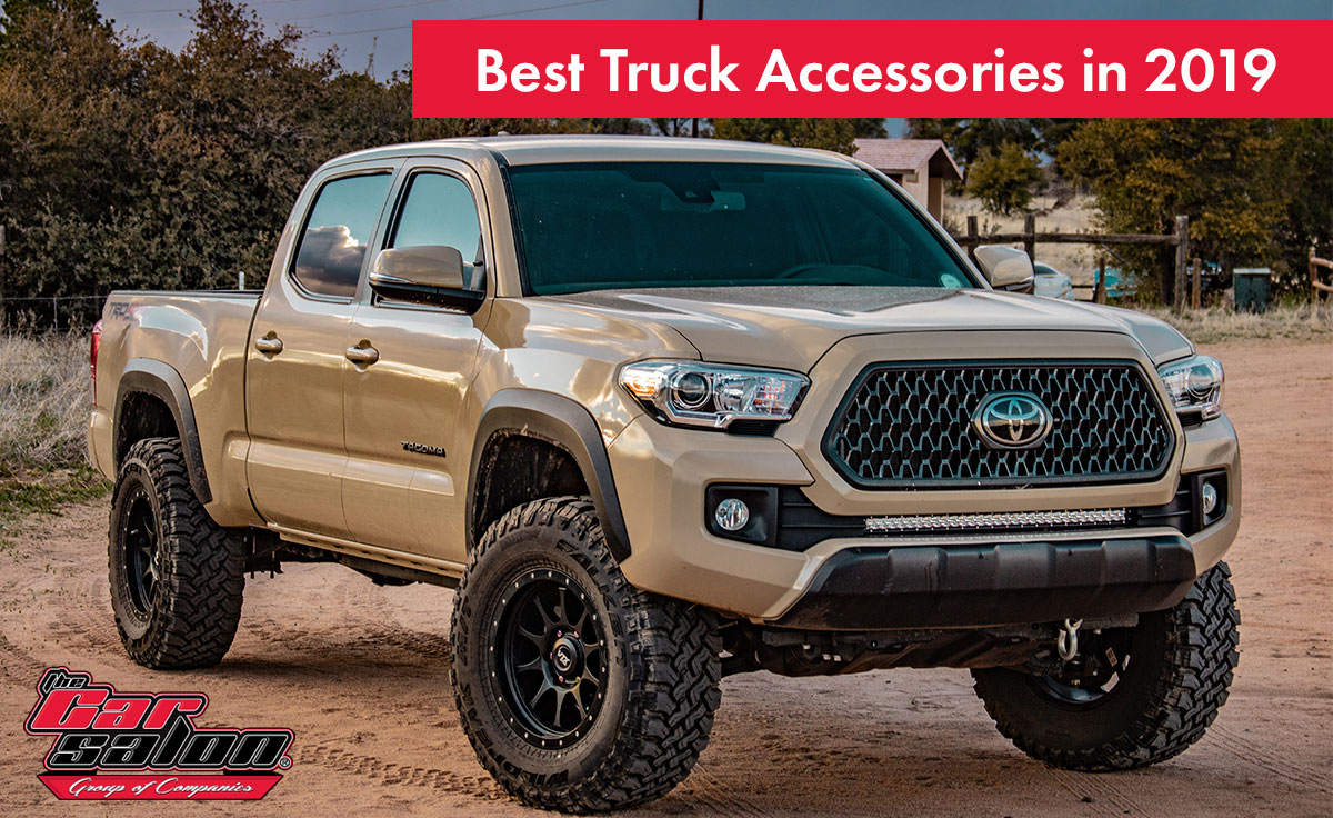 Truck Accessories for 2019