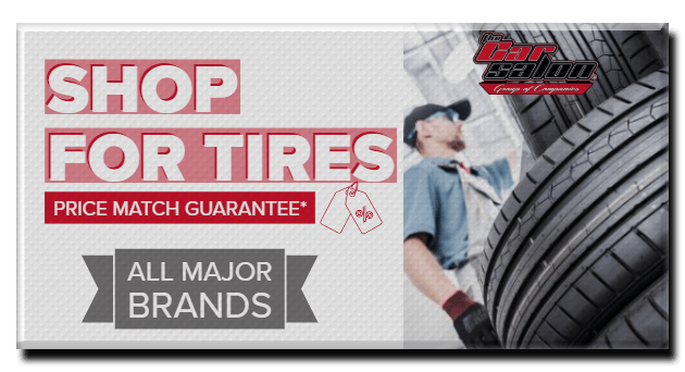 Shop for Tires Calgary Button