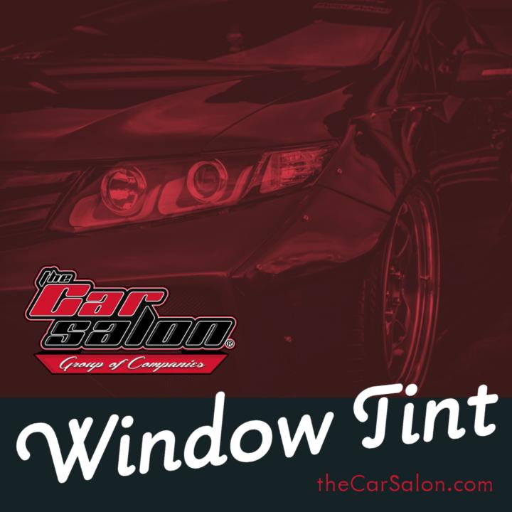 tinting car windows Calgary