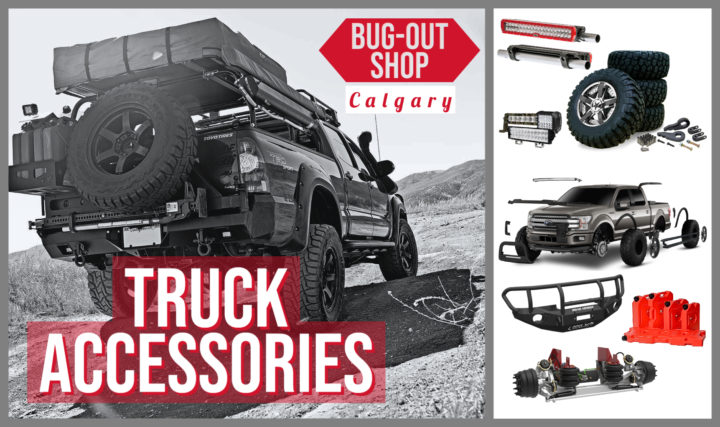Truck Accessories Store Calgary