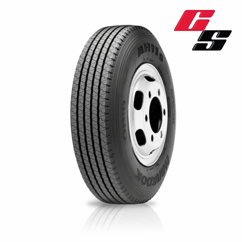 Hankook AH11S Tires designed to lower operating cost per mile. Innovative tread design promotes excellent lateral stability. 403.250.9723
