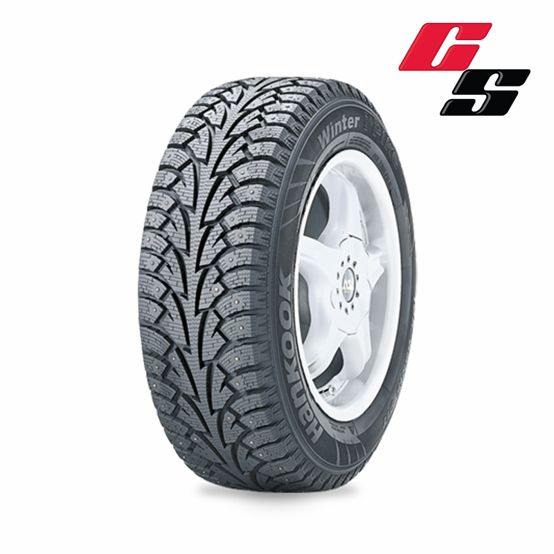 Hankook Winter-i-Pike-W409 tire rack, tires, tire repair, tire rack canada, tires calgary, tire shops calgary, flat tire repair cost, cheap tires calgary, tire change calgary Featured Image