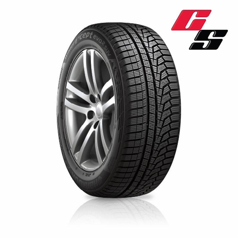 Hankook Winter-i-cept-evo2-SUV-W320A tire rack, tires, tire repair, tire rack canada, tires calgary, tire shops calgary, flat tire repair cost, cheap tires calgary, tire change calgary Featured Product Images