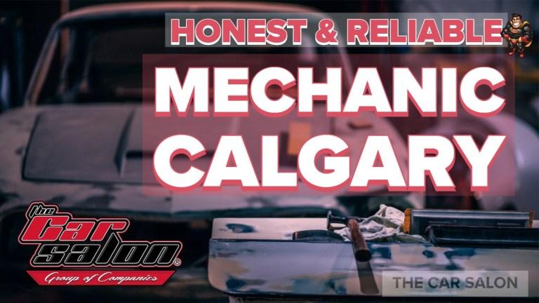 Mechanic-Calgary