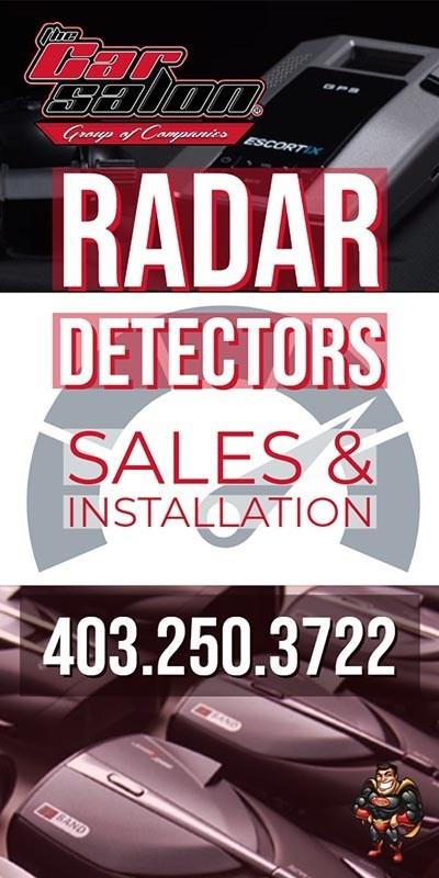 Radar-Detectors-Calgary