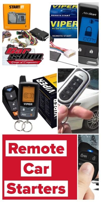 Remote-Car-Starter Shop Calgary