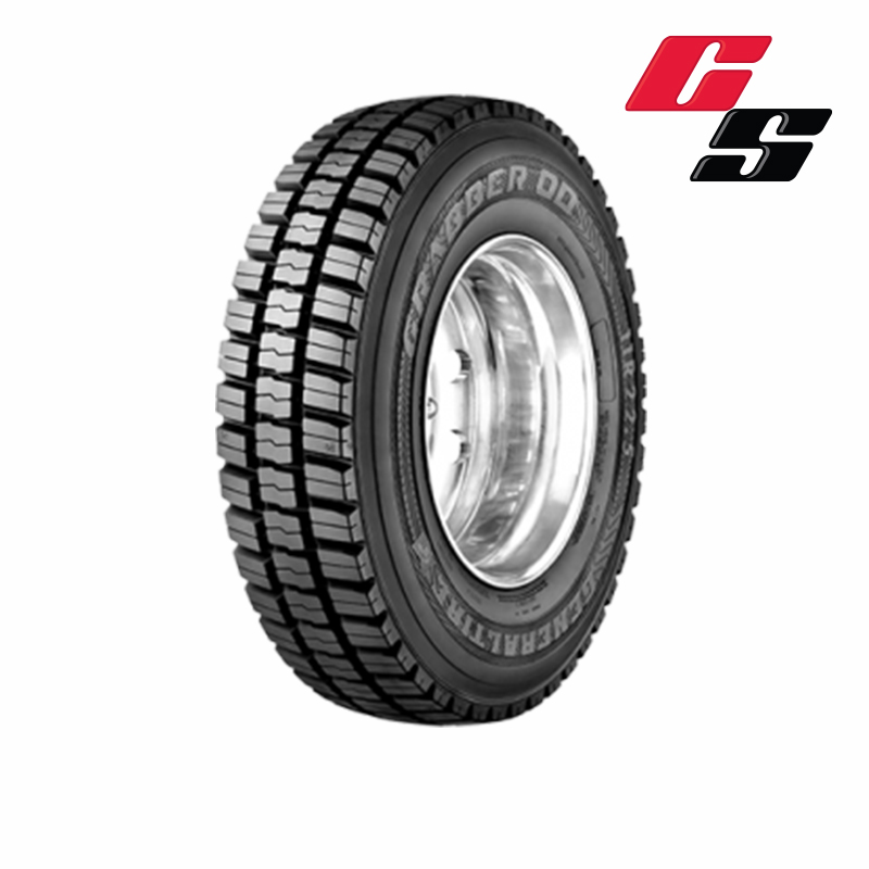 General Tire GRABBER OD Be confident in tough weather and off road conditions