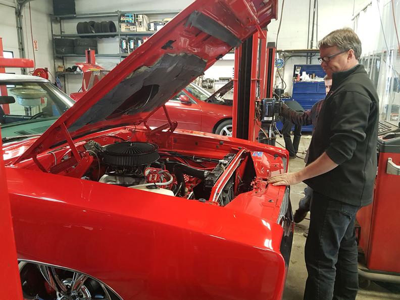 Calgary Vehicle Inspections