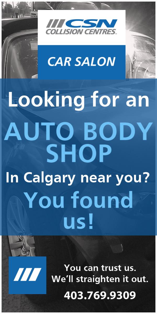 Auto Body Shop Near Me Calgary