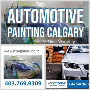 Automotive Painting Service Calgary (1)