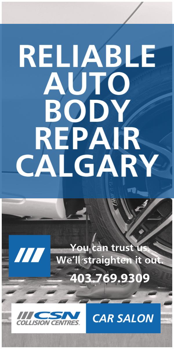 CSN Auto Body Repairs Calgary