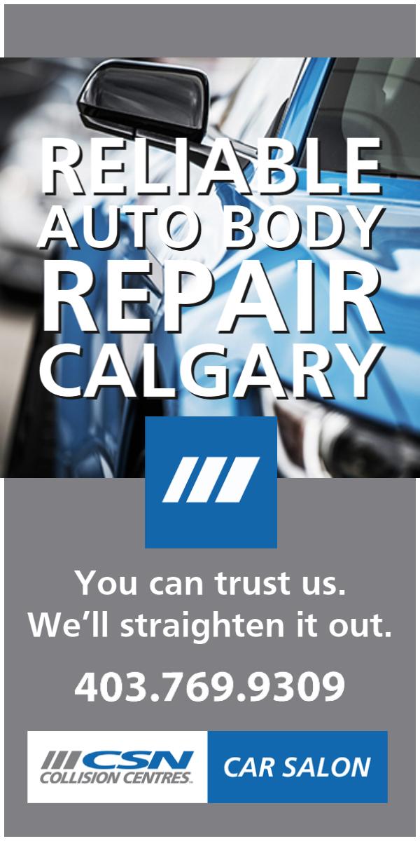 CSN Collision Repair Calgary AB