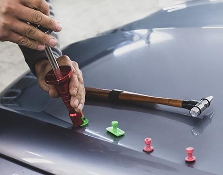 Car Scratch & Dent Repair Calgary