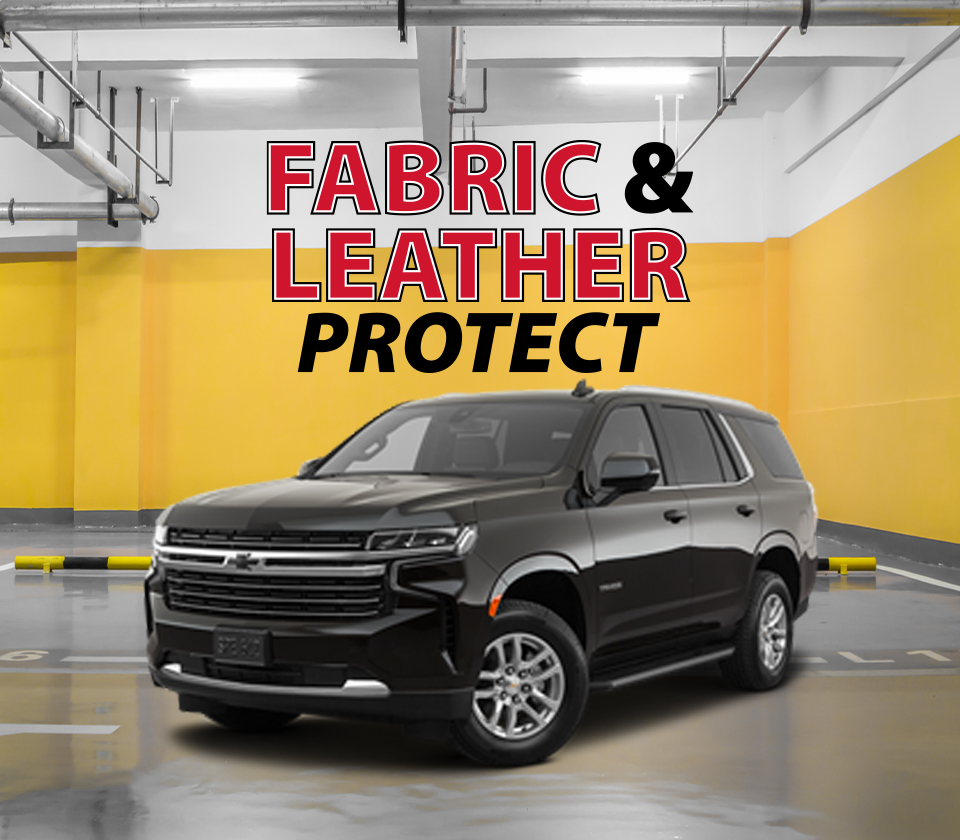 Fabric & Leather Conditioning Calgary