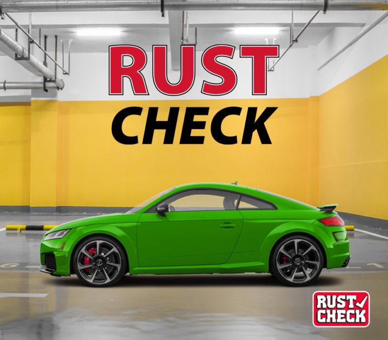Rust Check Shop Calgary