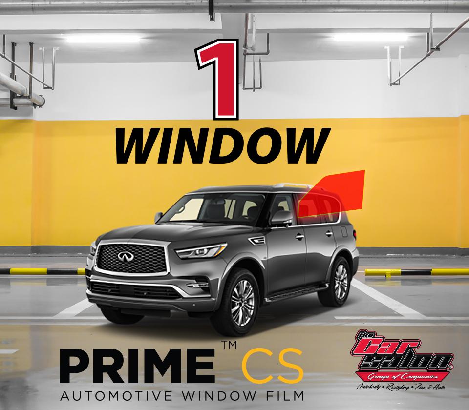 XPEL PRIME CS 1 Window Tint Calgary