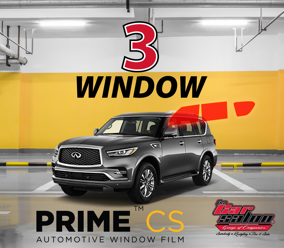 XPEL PRIME CS 3 Window Tint Calgary