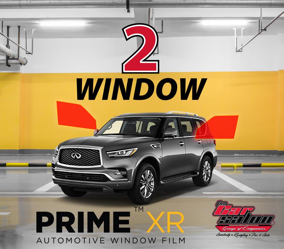 XPEL PRIME XR 2 Window Tint Calgary