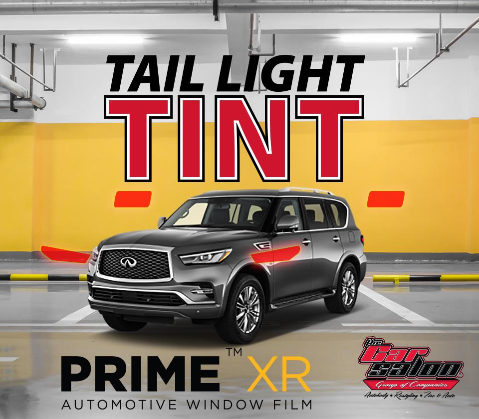 XPEL PRIME XR Tail Light Tint Calgary