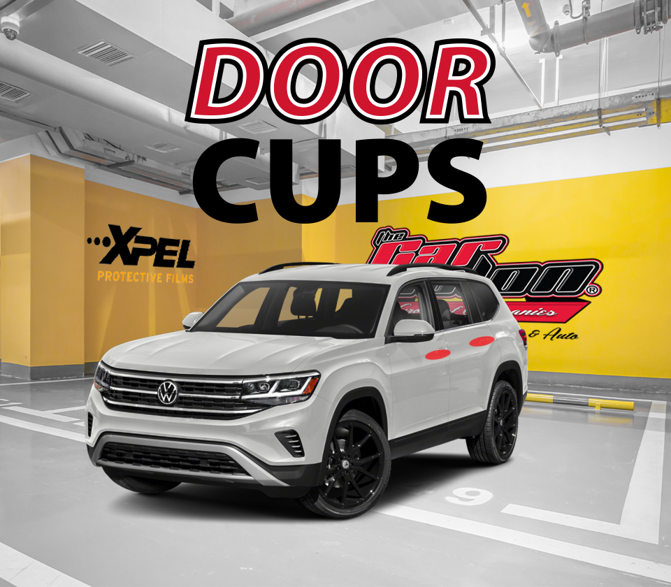 Xpel Paint Protection Film Calgary Door Cups