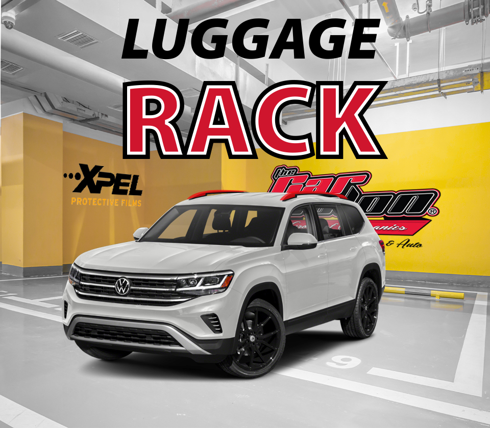 Xpel Paint Protection Film Calgary Luggage Wrack