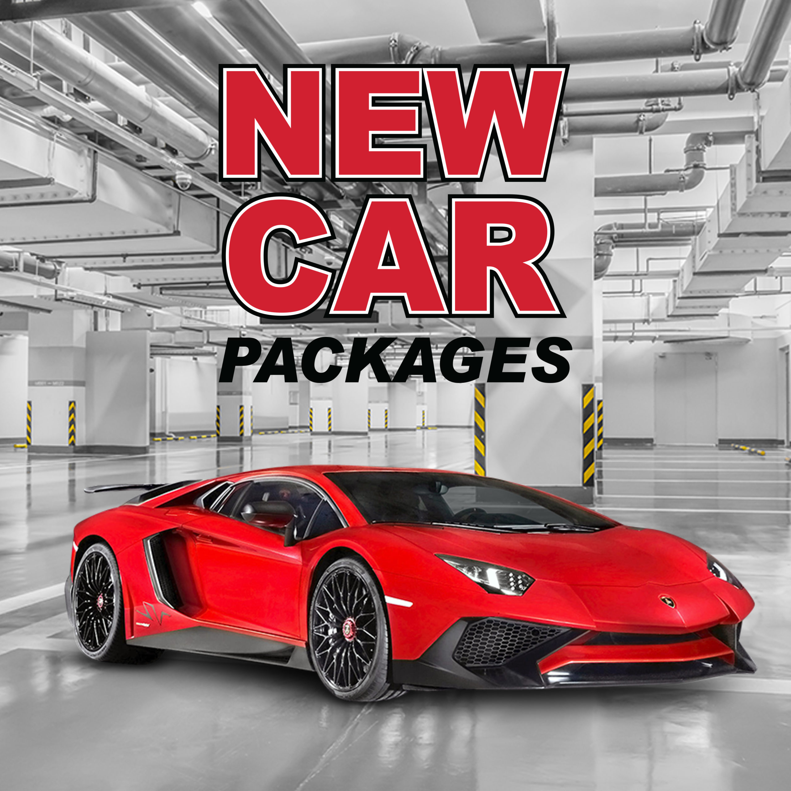 New Car Packages