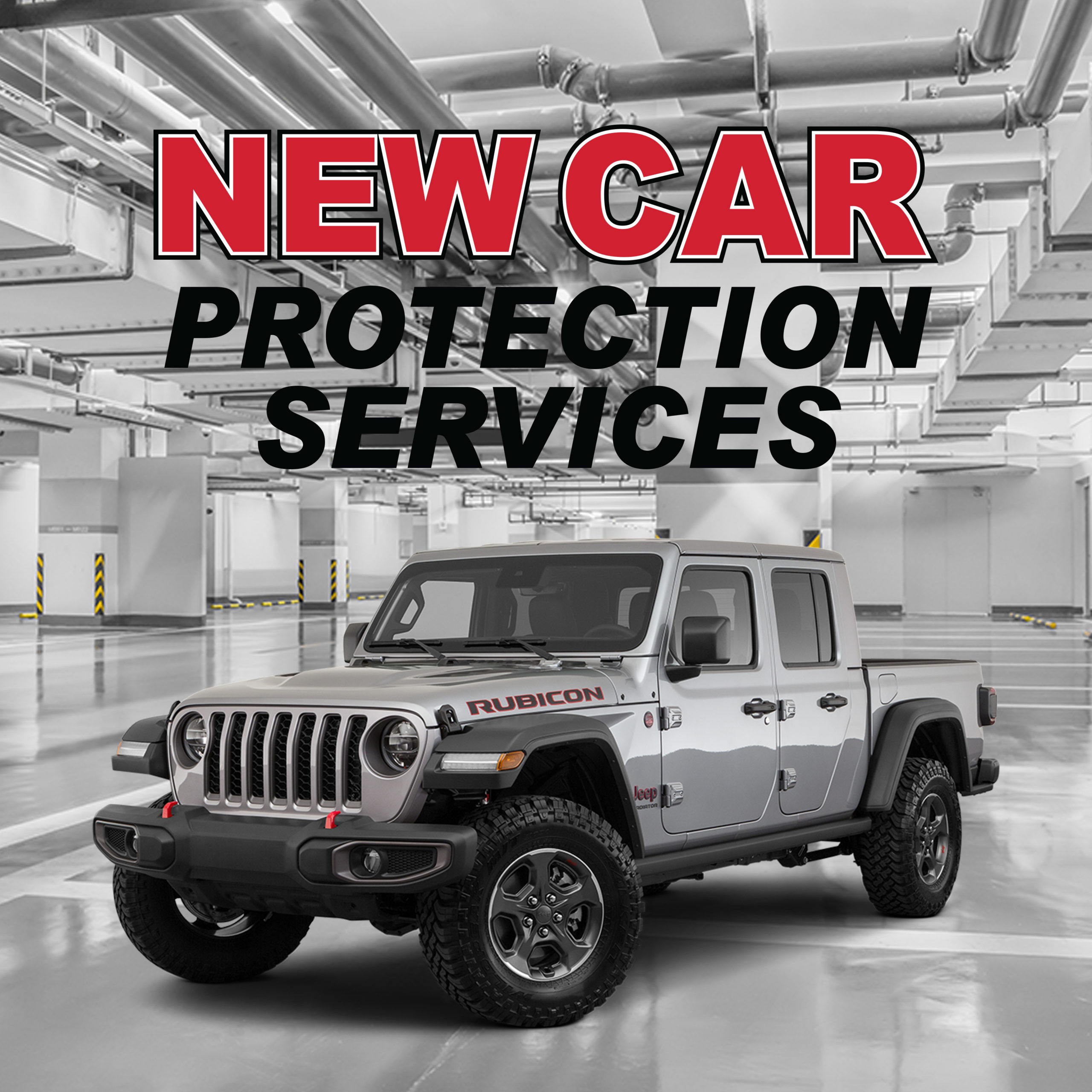 New Car Protection Services