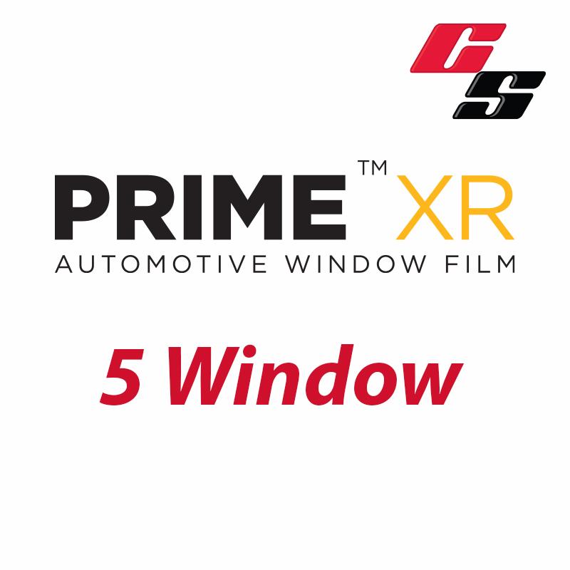 XPEL PRIME XR 5 Window Tint Calgary