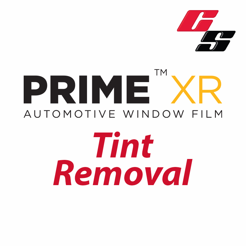 XPEL PRIME XR Tint Removal Calgary