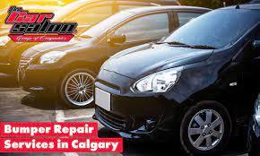 bumper repair services calgary