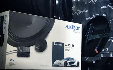 Audison APK 165 Calgary