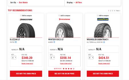 Best Tire Deals Calgary