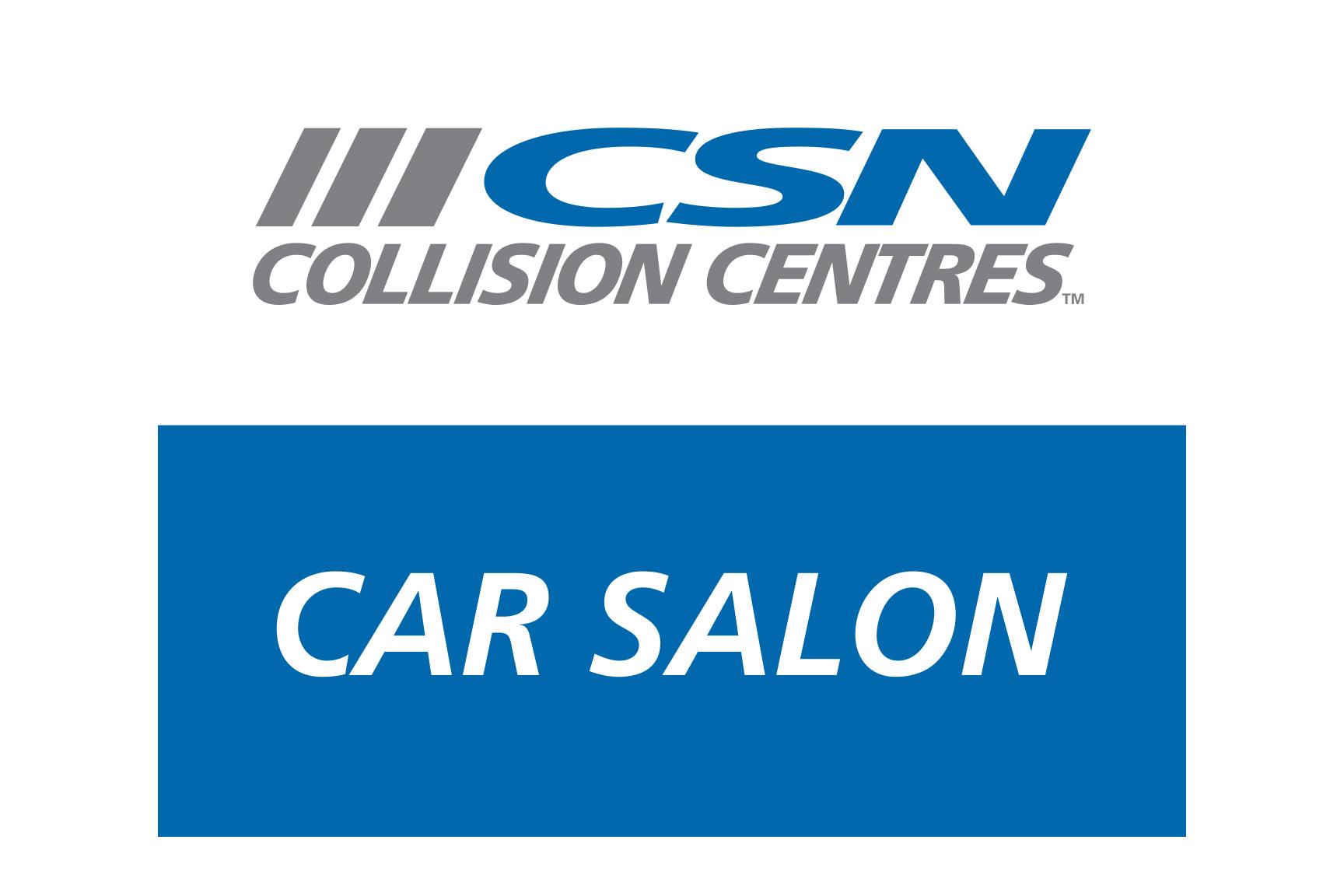 CSN Car Salon Lg Logo