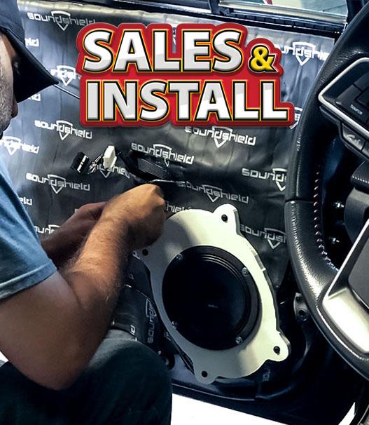 Car Salon Audio Installation Calgary