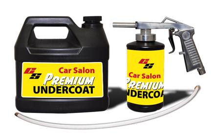 Car Salon Car Undercoat