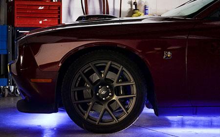 Car Under Glow Kits Calgary