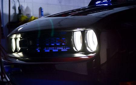 Dodge LED Light Kit Calgary