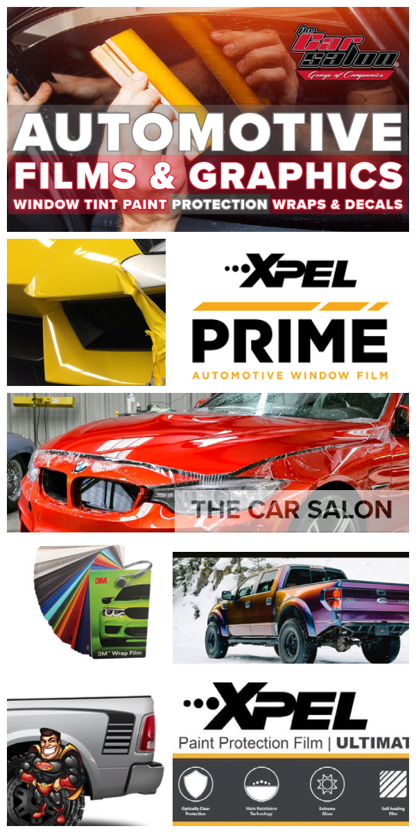 Automotive Films & Graphics in Calgary