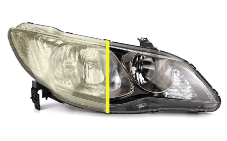 Headlight Polishing Calgary