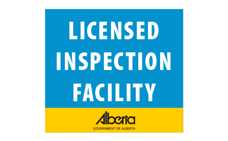 Licensed Vehicle Inspection Facility Calgary