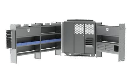 Van Equipment Install Calgary