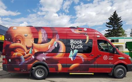 Vehicle Graphics Shop Calgary