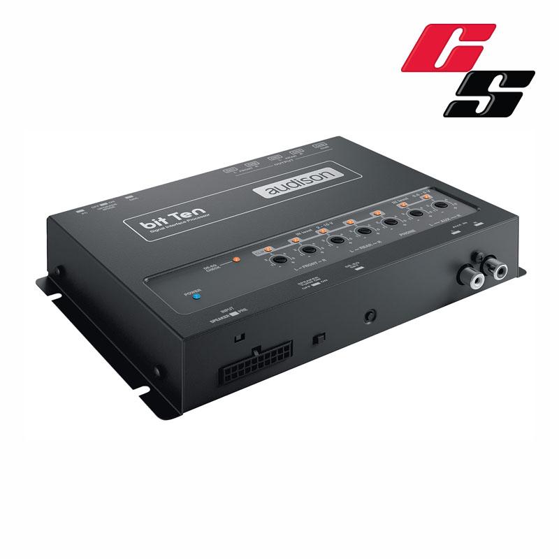 Audison bit Ten D car electronics, car camera system, car audio, car amplifier,car audio, car speakers, car stereo