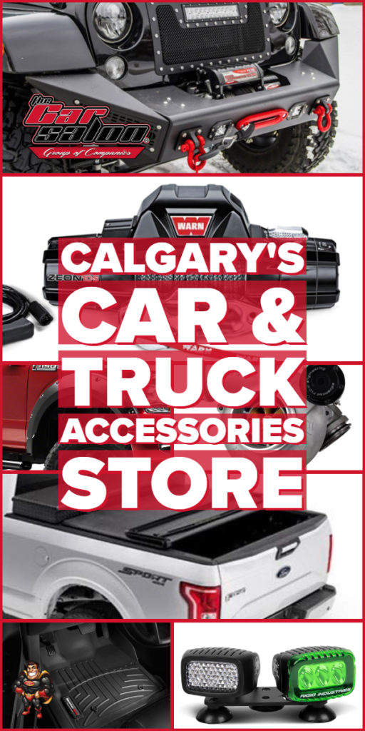 Car accessories calgary