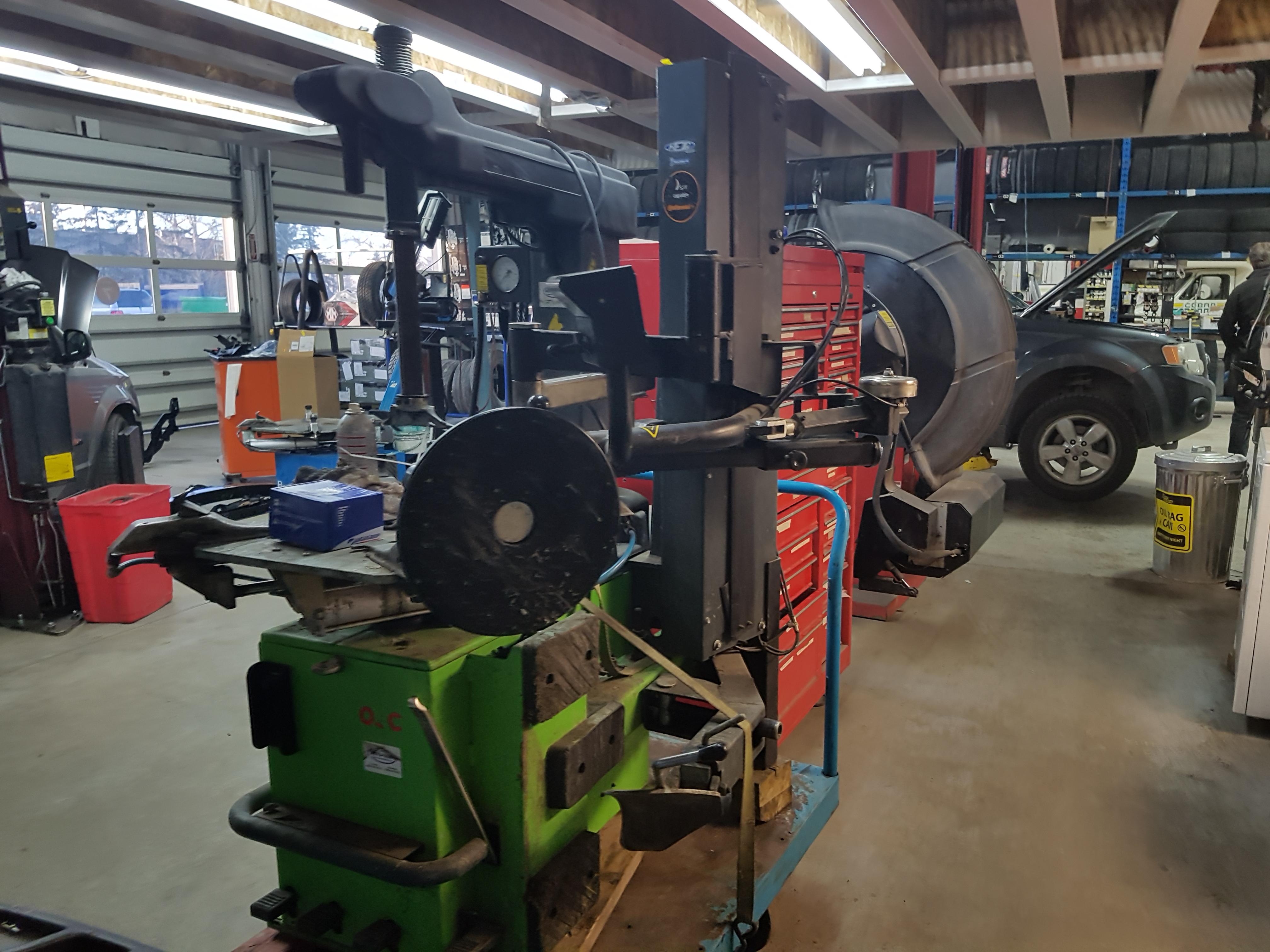 Wheel Balancing Calgary